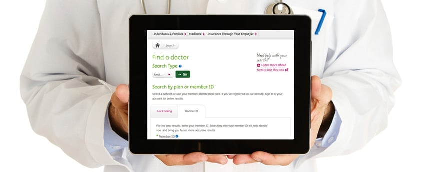 How we helped a health insurance giant build a top-ranking website
