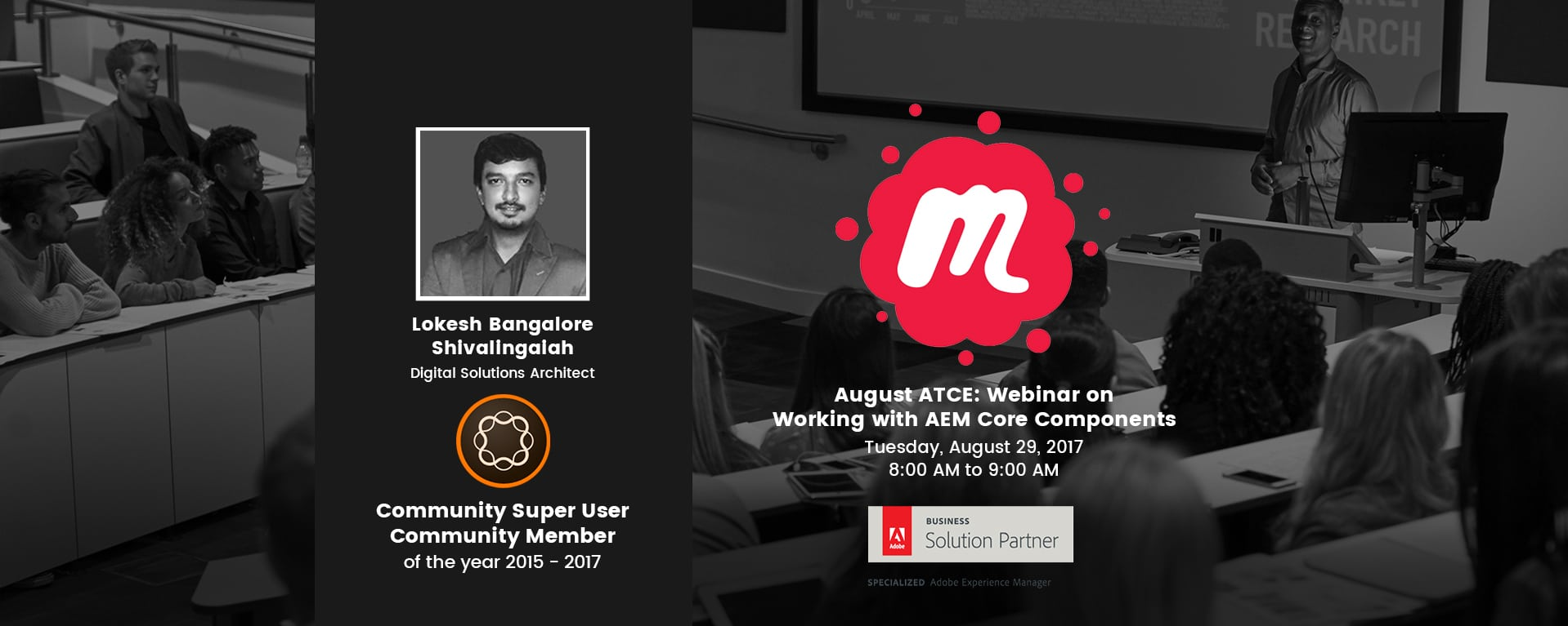 Get Your AEM Questions Answered By The Experts – AEM August Meetup