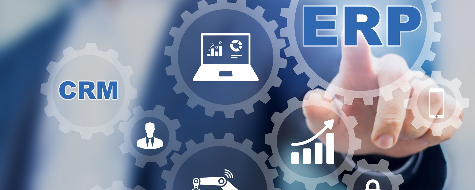 Making Your CRM and ERP Systems Work for You