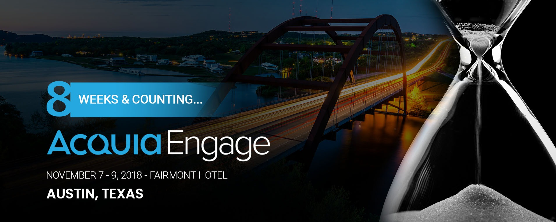 Countdown to Acquia Engage 2018