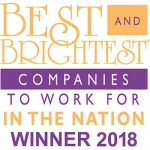 Best & Brightest companies to work for Logo