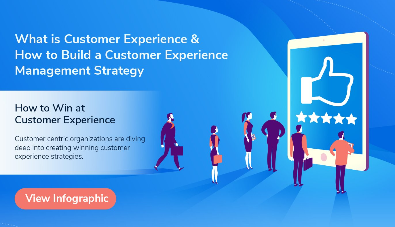 What is Customer Experience and How to Build a Customer Experience Management Strategy infographic