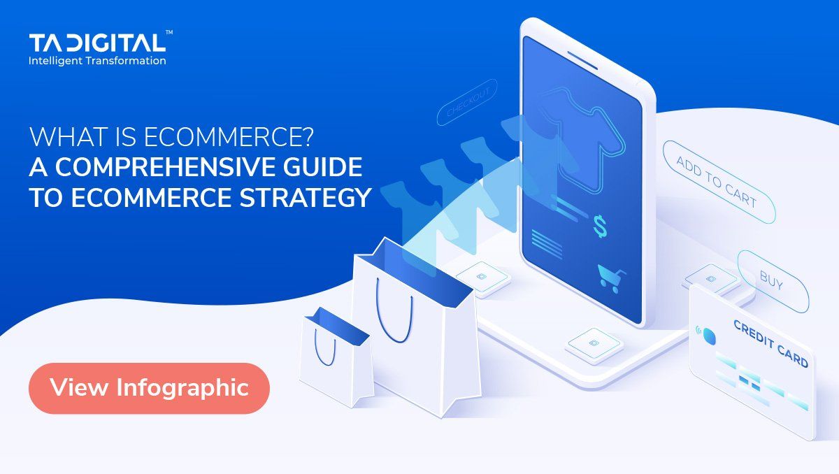 What is Ecommerce? A Comprehensive Guide to Ecommerce infographic
