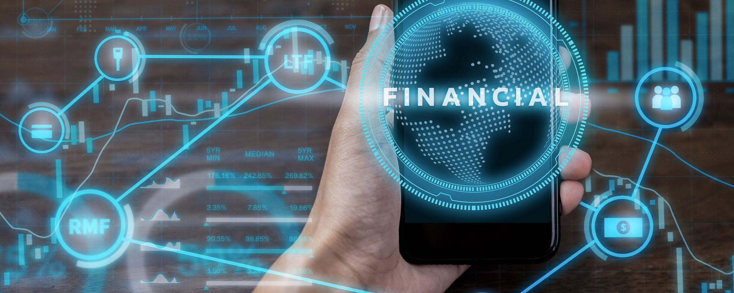 Why the Financial Services Sector is Banking on Digital Transformation