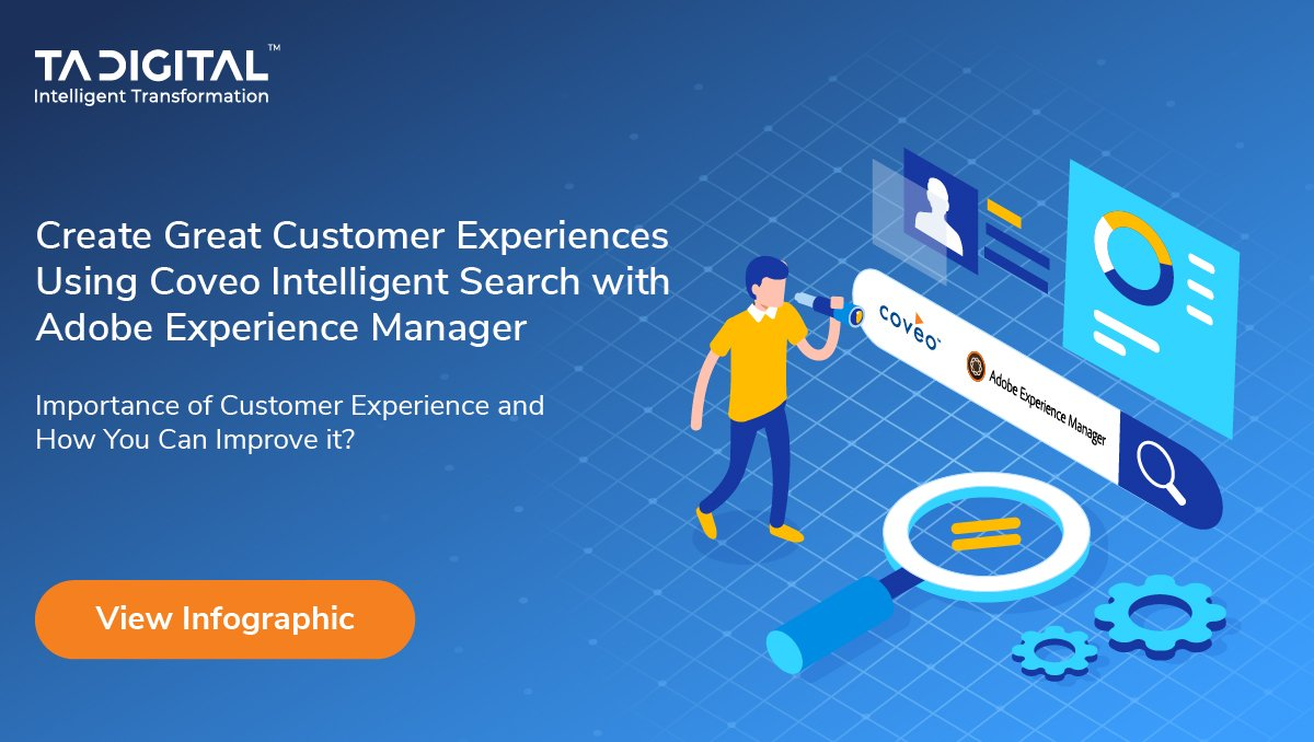 Create Great Customer Experiences using Coveo Intelligent Search with Adobe Experience Manager
