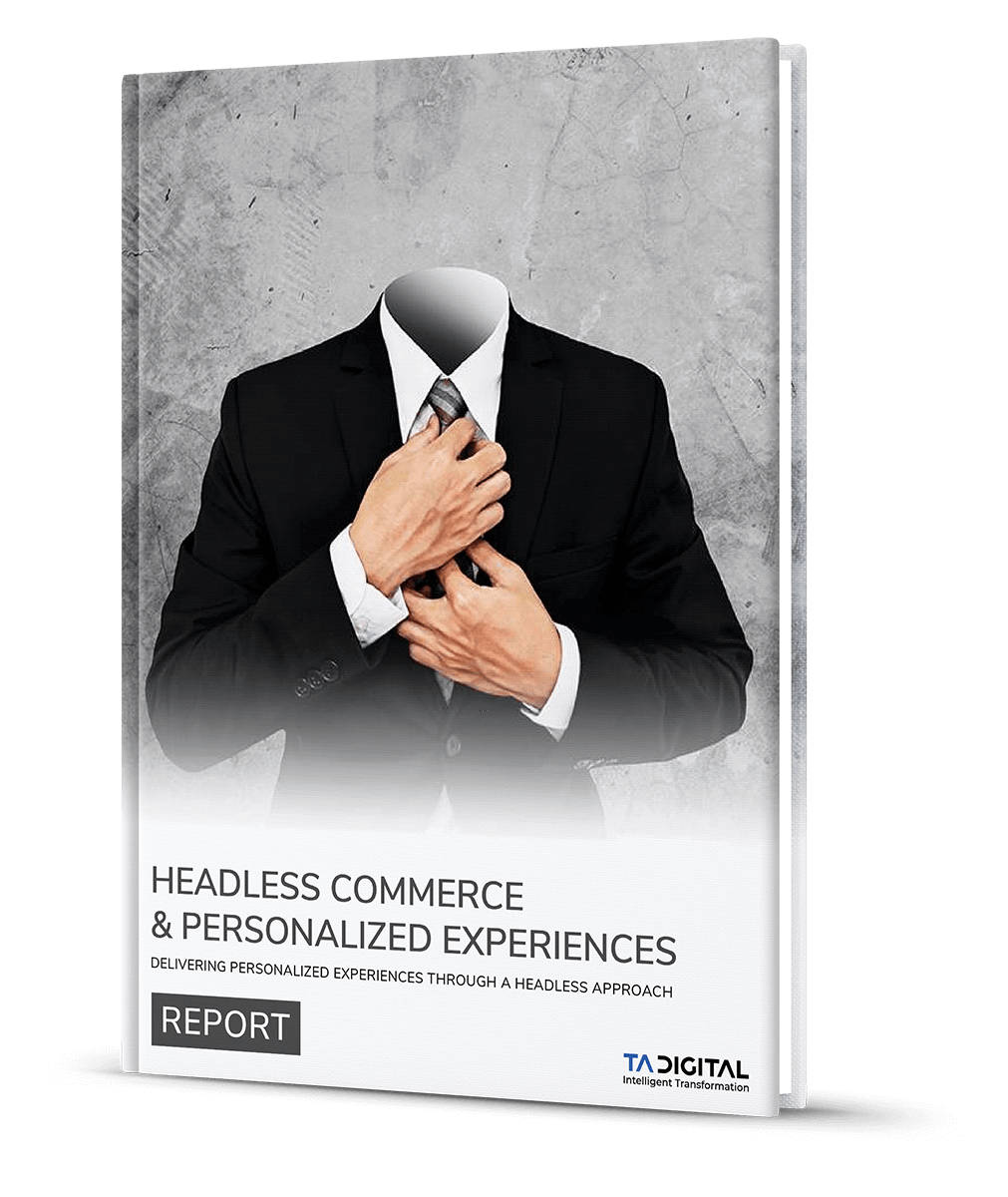 Headless Commerce Book Cover
