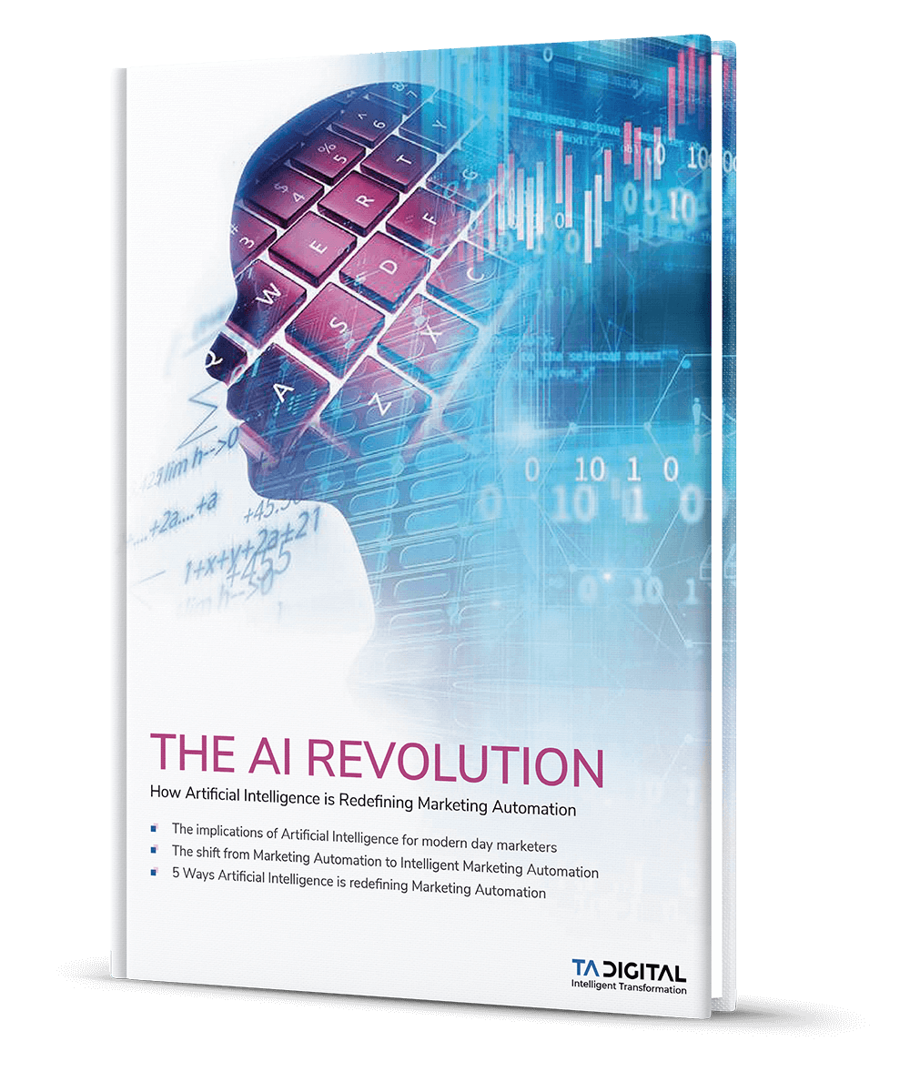 THE AI REVOLUTION - How Artificial Intelligence is Redefining Marketing Automation