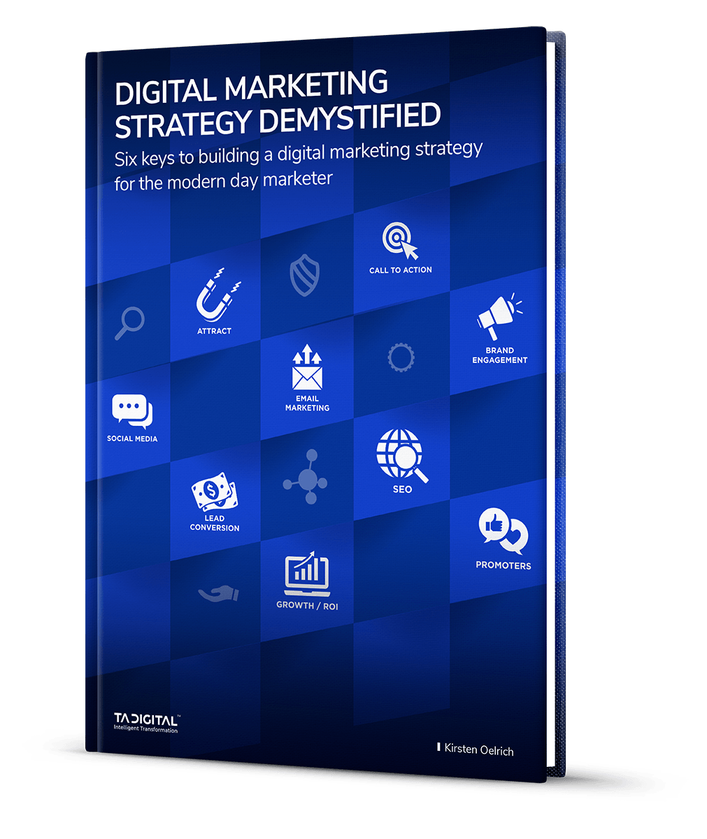 Download Six Keys to Building a Digital Marketing Strategy Guide