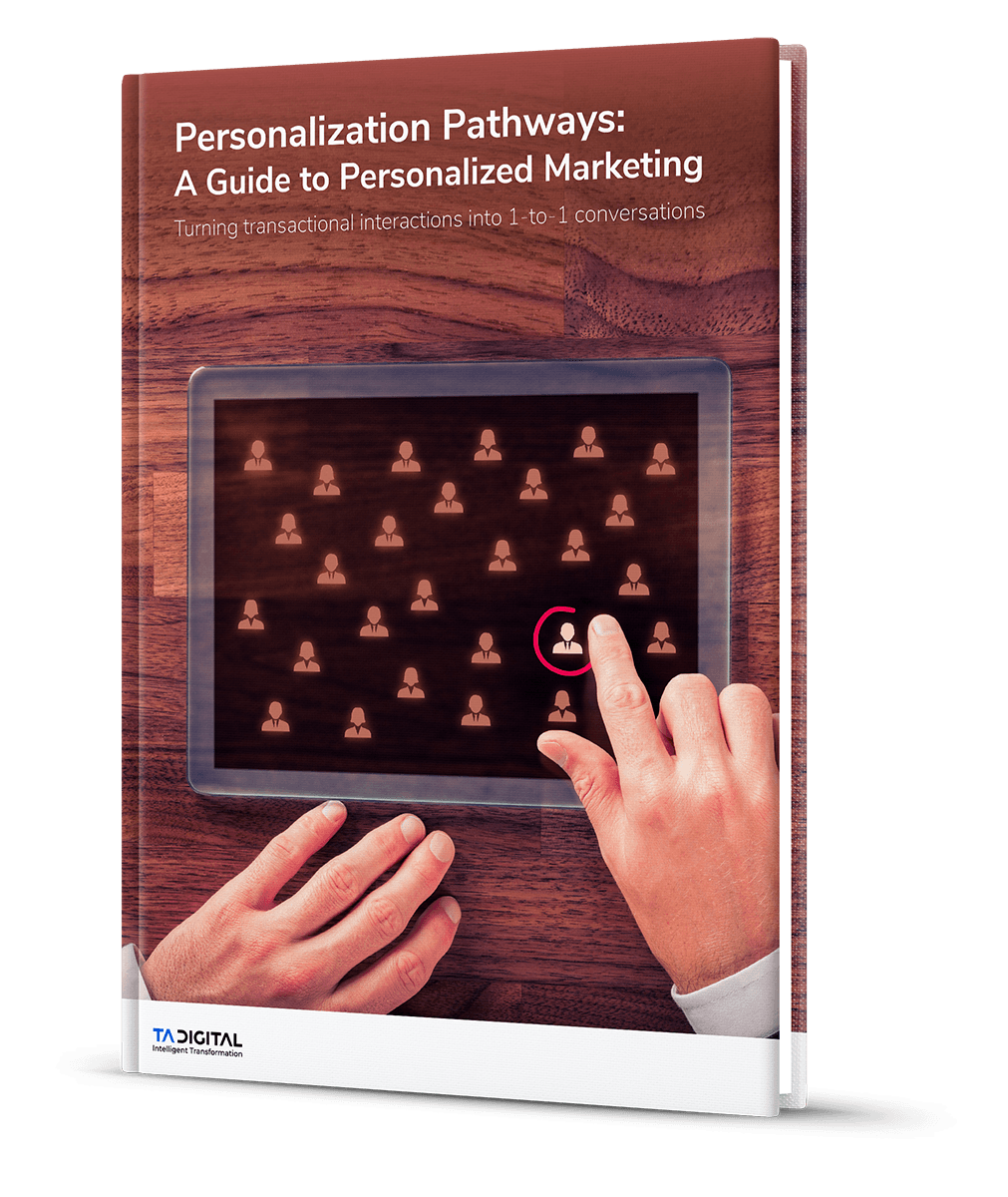 Personalization Pathways: A Guide to Personalized Marketing