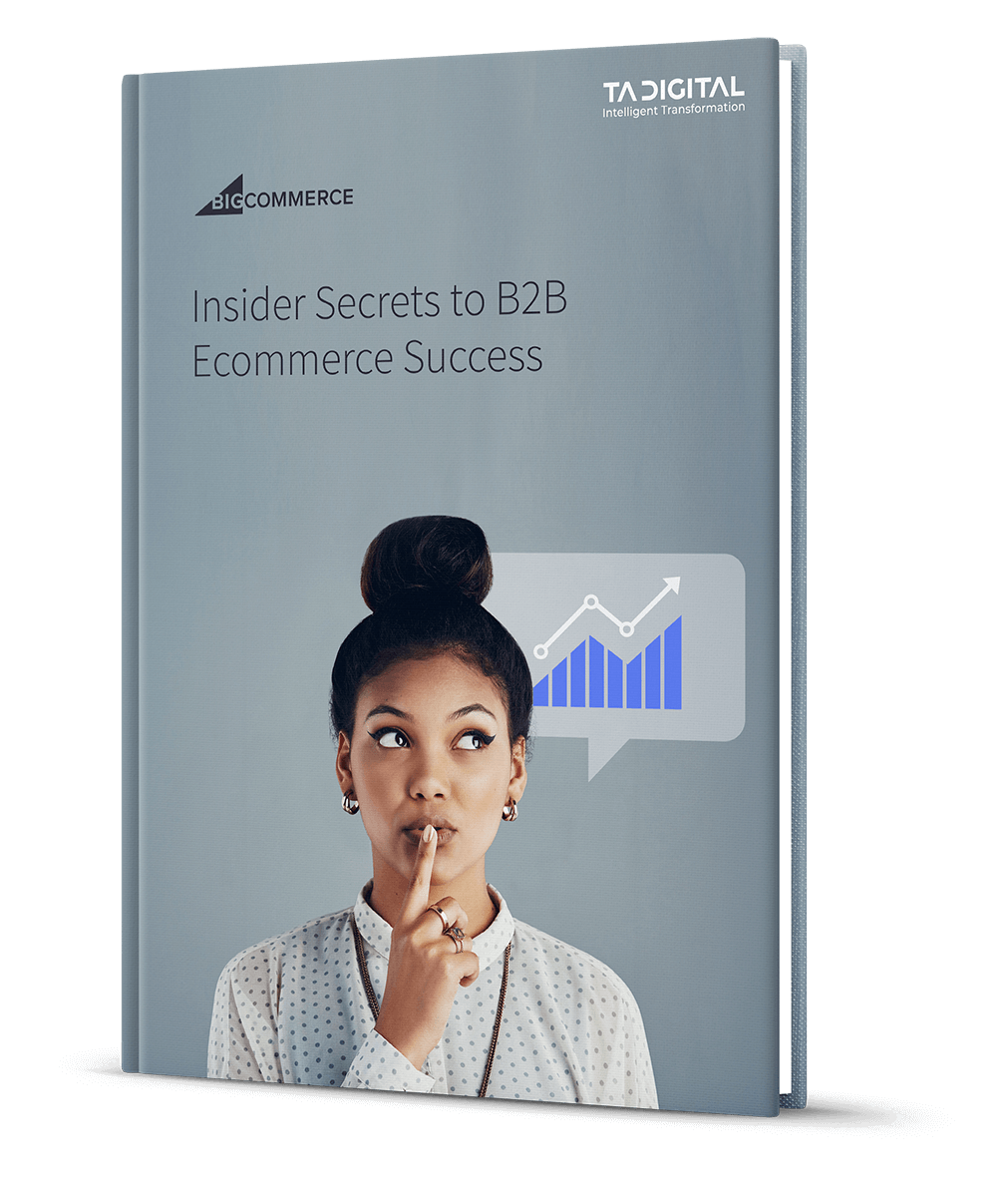 Insider Secrets to B2B Ecommerce Success