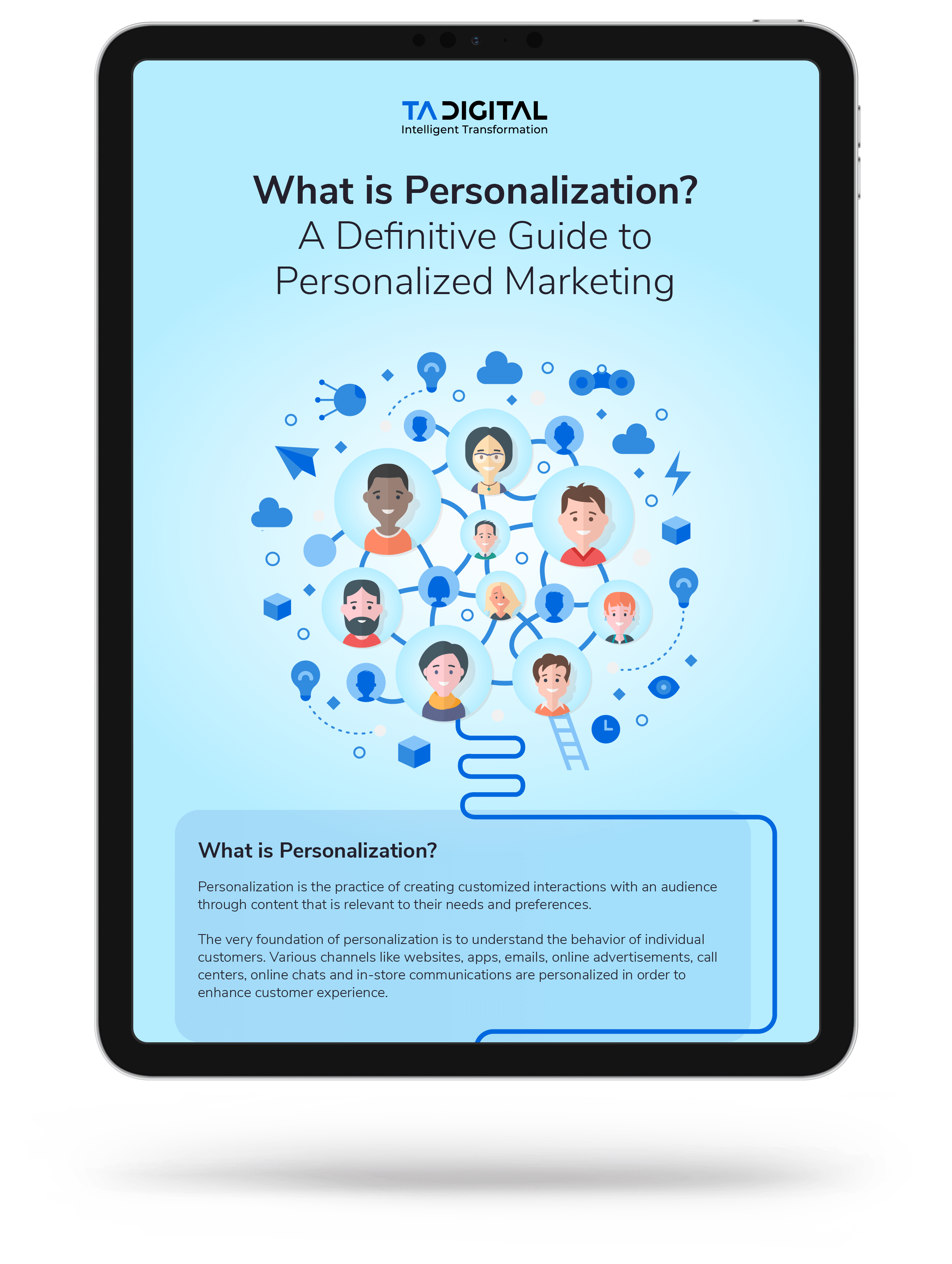 What is Personalization? A Definitive Guide to Personalized Marketing