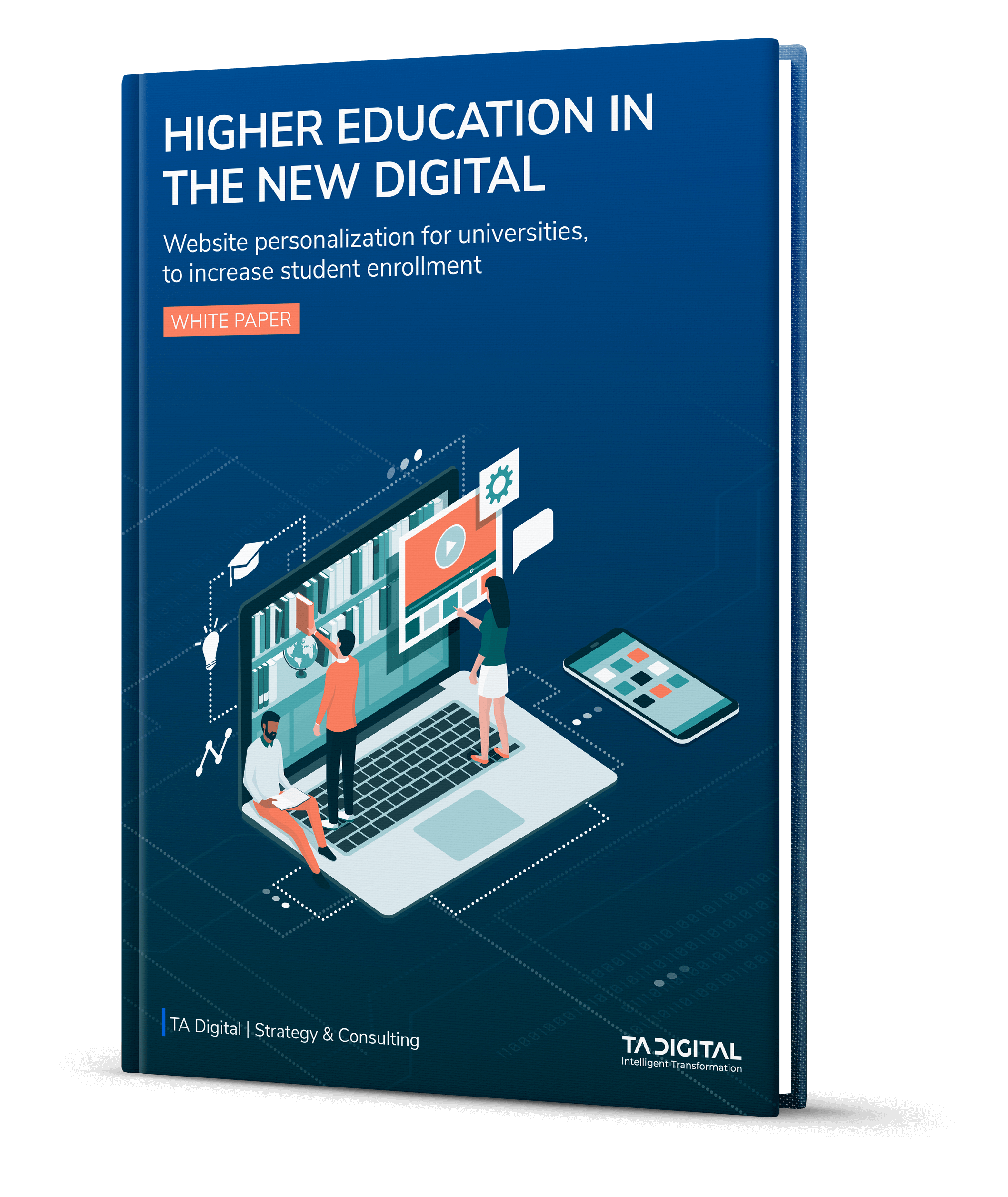 Higher Education in the New Digital