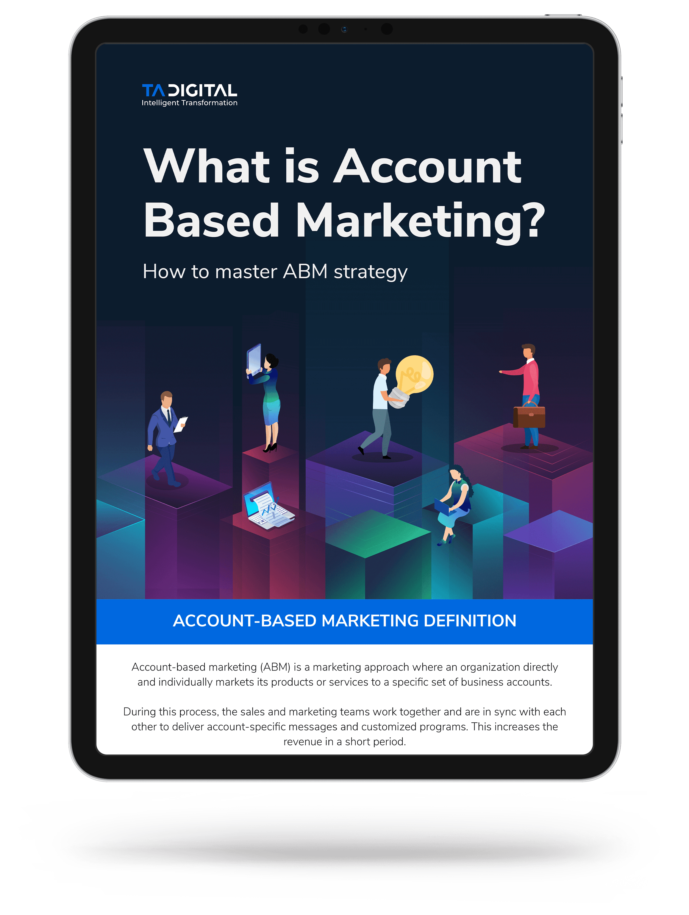 What is account-based marketing? How to master ABM strategy