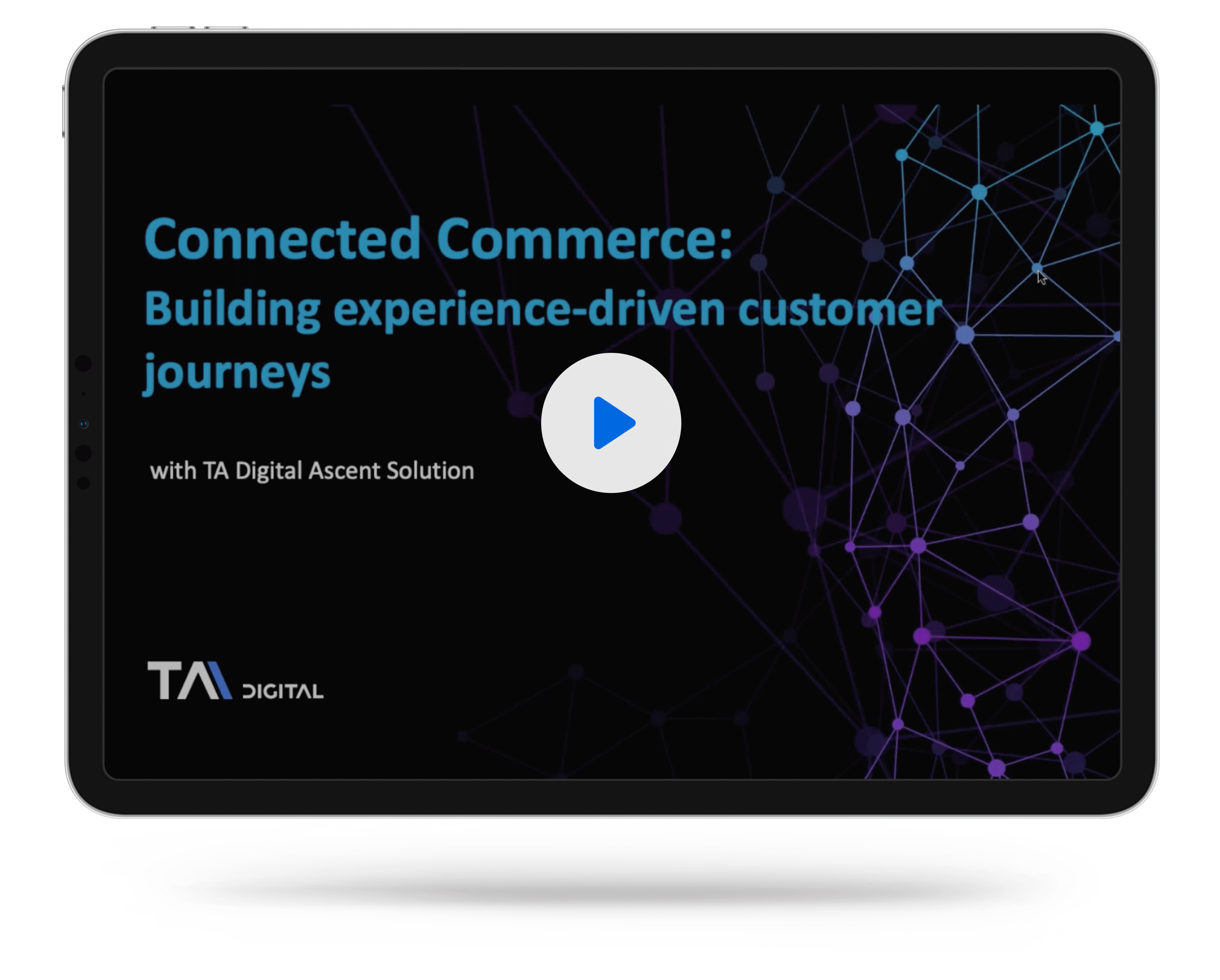 Connected Commerce: Building experience-driven customer journeys