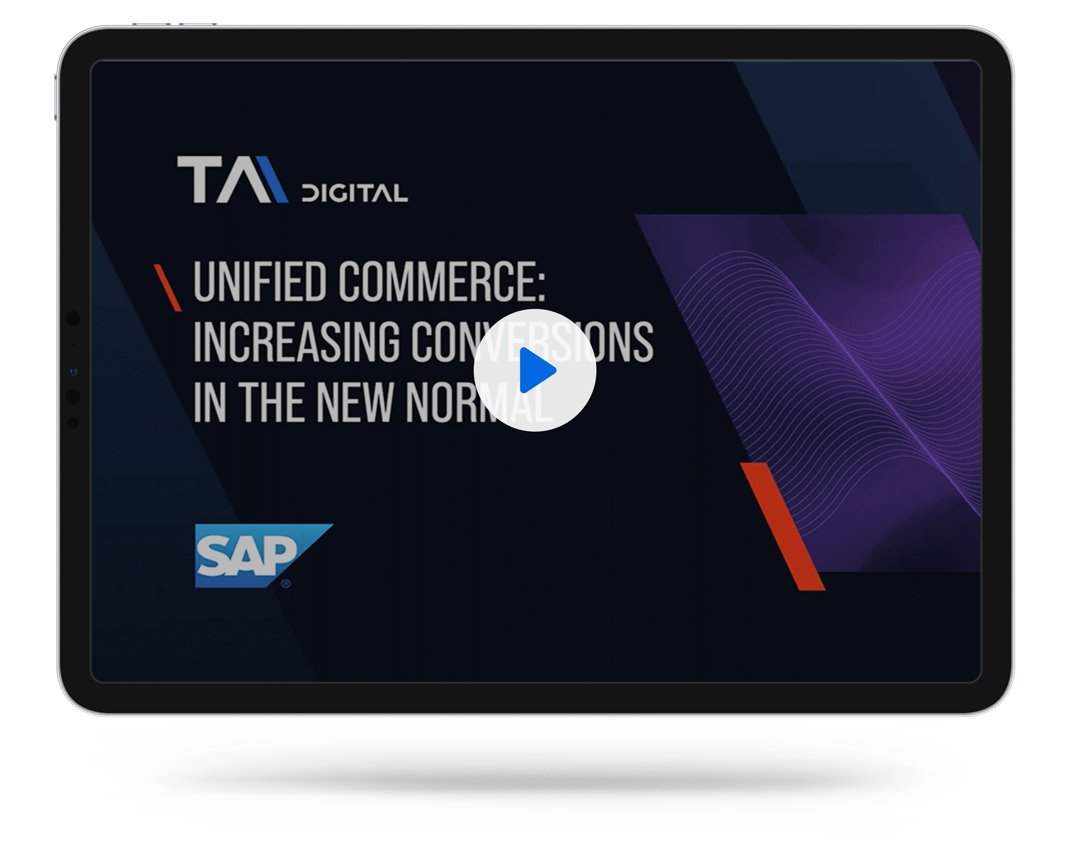 Unified Commerce: Increasing Conversions in the New Normal mockup